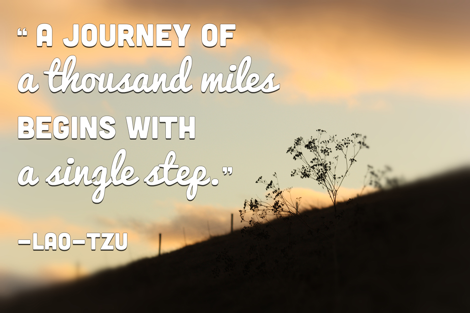 2014 Brand New Quote of the Week – You Have to Start from Somewhere ...