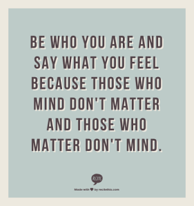 be-who-you-are-quote