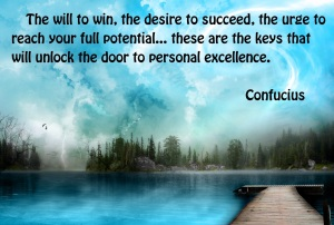 The-will-to-win-the-desire-to-succeed-the-urge-to-reach-your-full-potential...-these-are-the-keys-that-will-unlock-the-door-to-personal-excellence.