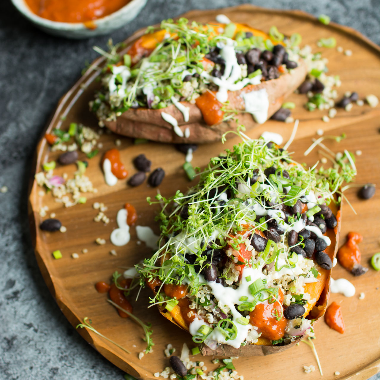Loaded-Sweet-Potatoes-with-Quinoa-Tabbouleh-5